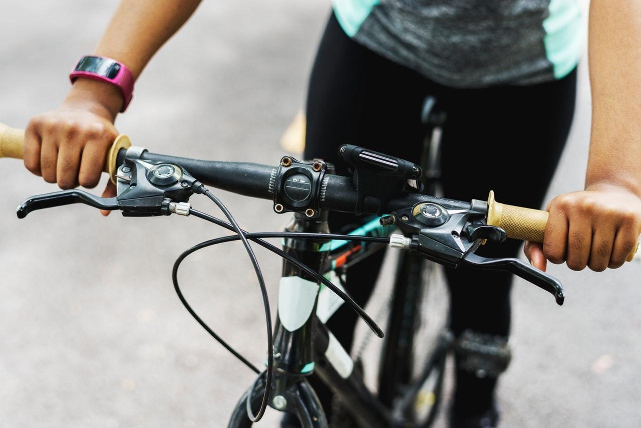 cycling weekend destress