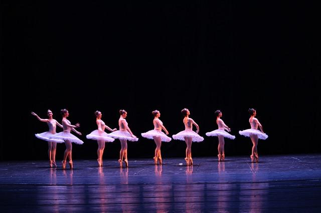 Staging Ballet Lighting Theatre Dance Feeling